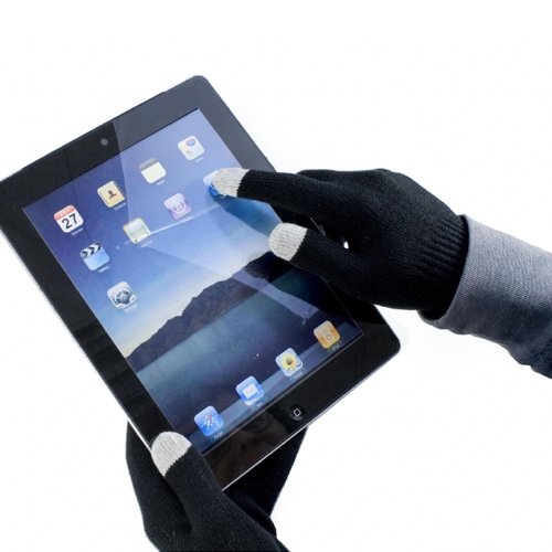 CostMad TM Capacitive Stylus LCD Touch Screen Gloves