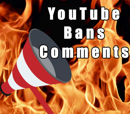 Creator Uproar To YouTube Comments