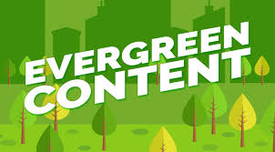 Best Blog Traffic Tips evergreen content